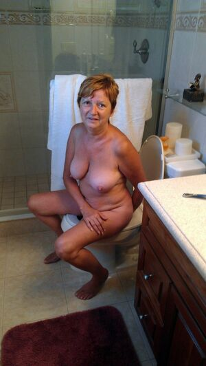 mature naked redheads