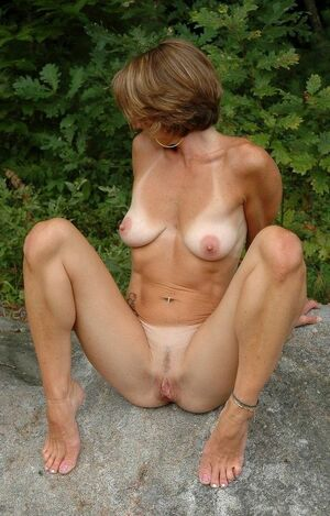 nude beach mature