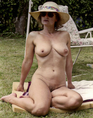 older nudist women
