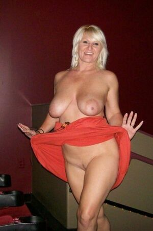 my nude mature wife
