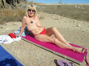 nudist granny video