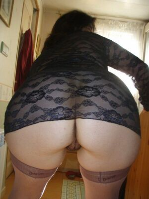 big round ass mature