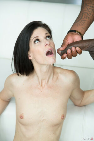mature anal interracial