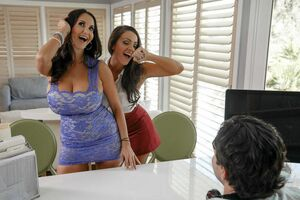 milf science ava addams
