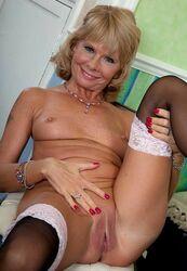 Hot granny naked
